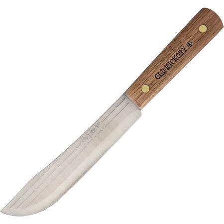 hickory kitchen knives hickory kitchen knives 77x butcher knife 2nd knife