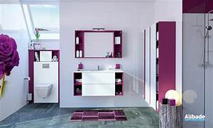 Idée Meuble Salle De Bain : meuble salle de bain open d 39 ambiance bain espace aubade ~ Teatrodelosmanantiales.com Idées de Décoration