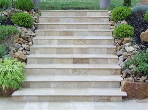 escalier en naturelle