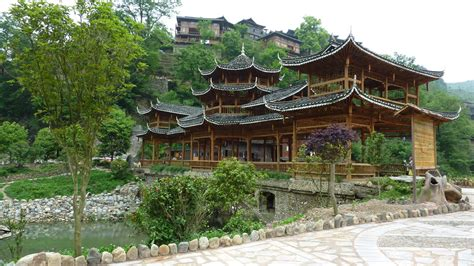 maison de la chine 11eme jour des villages miao vivre en chine mes voyages vie de tous les jours mes amours