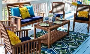 Back, Porch, Decorating, Ideas