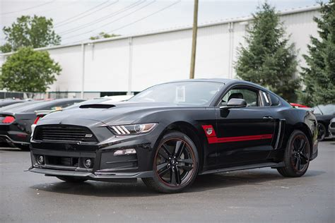Roush Warrior Mustang Price by Anyone Not Buying Due To New Pricing Page 4 Camaro6