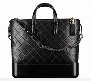 Introducing the Chanel Gabrielle Bag - PurseBlog
