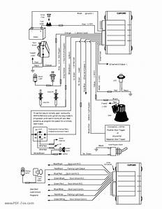 Clifford Electronics Cyber 3 Wiring Diagram