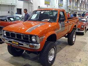 1979 Toyota 4x4 Short Bed Pickup