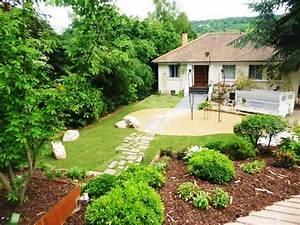 Paysager Son Jardin : paysagiste am nagement paysager versailles garches ~ Dallasstarsshop.com Idées de Décoration