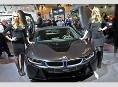 In Photos Models show off hottest cars at CIAS CTV News
