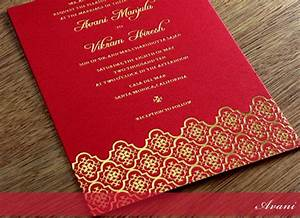 classic designs for marriage invitations myshaadiin With cost of wedding invitations indian