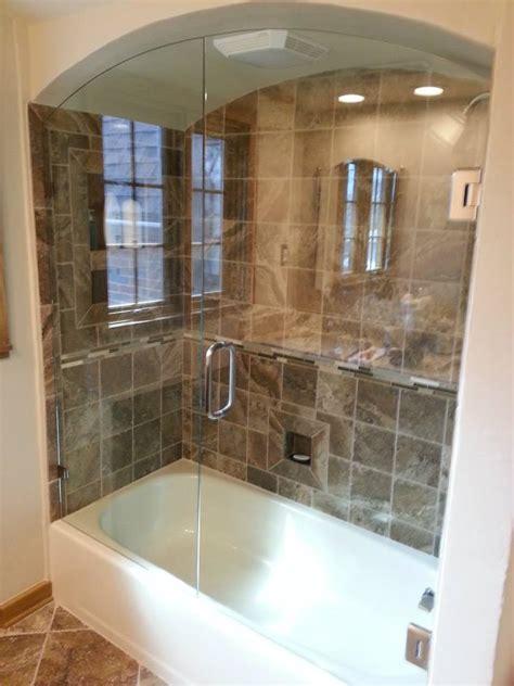 sliding glass shower doors custom glass shower doors glass tub enclosures bathtub