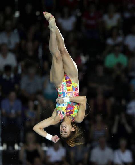 #FotoDelDía Paola Espinosa preparada para los Juegos