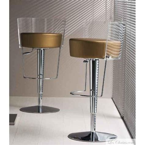 tabouret reglable design bongo par midj et tabourets bar