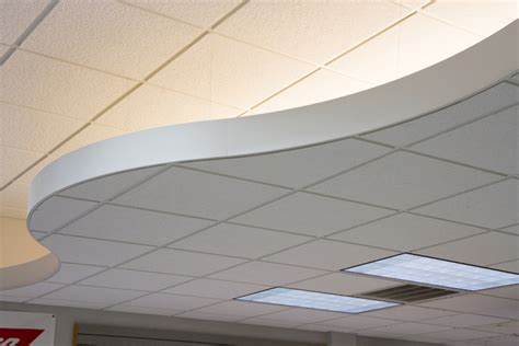 acoustic ceilings building materials