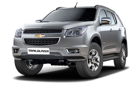 Chevrolet Trailblazer In India  Features, Reviews