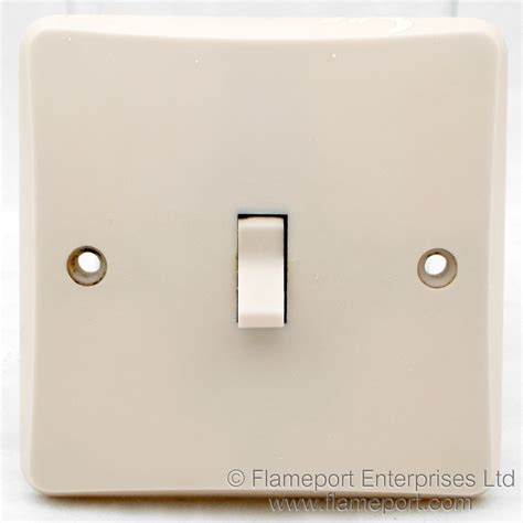mk two way plastic light switch