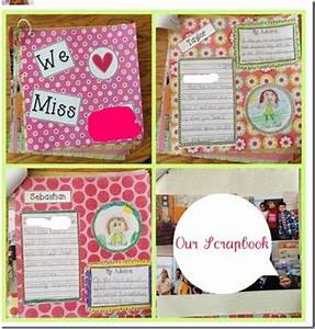 17 best images about goodbye gift ideas on pinterest With farewell scrapbook template