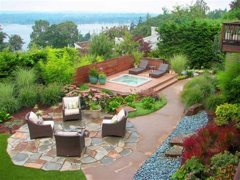 Ideas For Backyard Gardens 39 Inspiring Garden Design And
