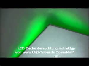 indirekte deckenbeleuchtung wohnzimmer mit led stripes wohnraumgestaltung - Led Deckenbeleuchtung Wohnzimmer