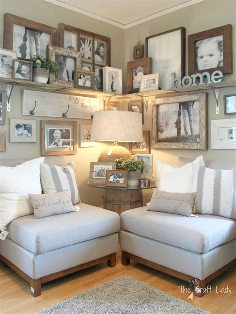 Take a look at these simple rustic decor ideas and send me your feedback! 33 Best Rustic Living Room Wall Decor Ideas and Designs for 2020