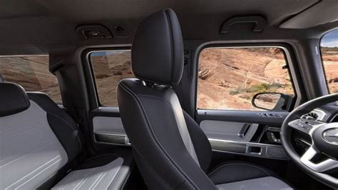 32 best 2019 mercedes benz ml350 interior can be beneficial inspiration for those who seek an image according specific categories; 2019 Mercedes-Benz G-Class Interior | Motor1.com Photos