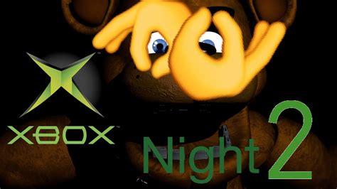 Fnaf Xbox One Edition Night 2 Youtube