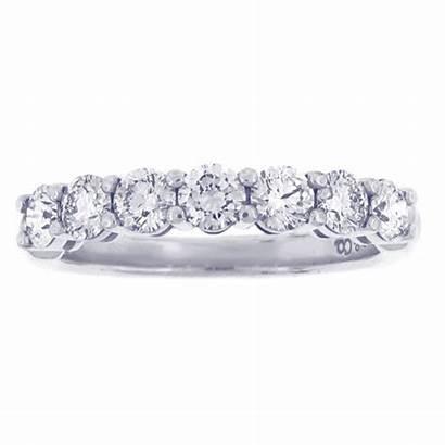 Diamond Tiffany Jewelry Prong Band Ring Pampillonia
