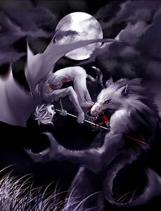 Vampire vs Werewolf by Basilisk193 on DeviantArt