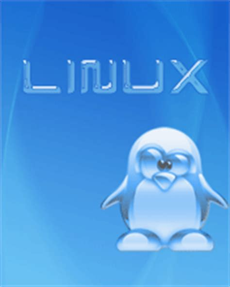 Linux Animated Gif Wallpaper - animated linux penguins logo mobile phone wallpapers