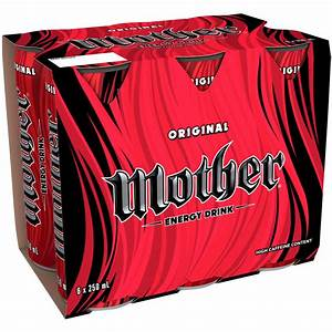 Mother Energy Drink Reviews