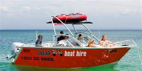 Fishing Boat Hire Bribie Island by Boab Boat Hire Bribie Island Business Moreton Bay Region