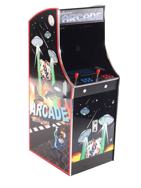 Cosmic Iii 2000 In 1 Multi Game Arcade Machine Liberty Games