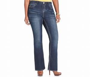 Womenu0026#39;s Hydraulic Lola Curvy Bootcut JeansBlue Wash ...