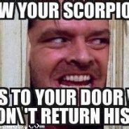 Scorpio Season Memes - scorpio memes on pinterest scorpio and leonardo dicaprio