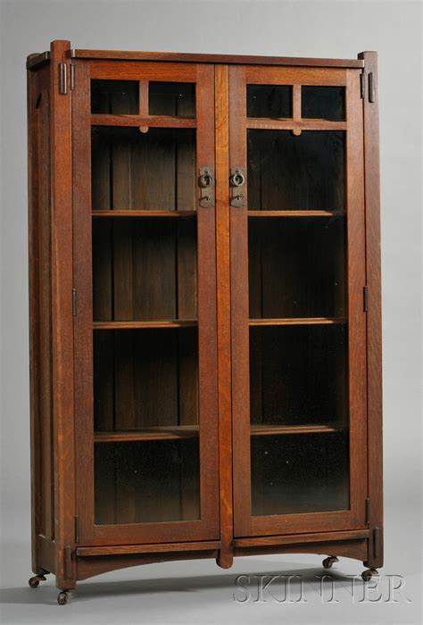 Craft Bookcase by Arts Crafts Bookcase Sale Number 2531b Lot Number 99
