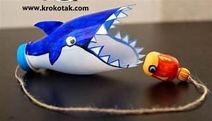 Doodoa Ideas Creativas Reciclado creativo Haz un divertido juguete con una botella de plastico