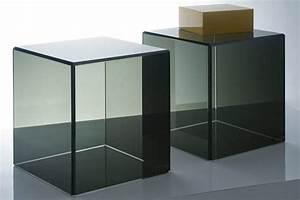 Table En Plexiglas : meubles en plexiglas altuglas table de lit ~ Teatrodelosmanantiales.com Idées de Décoration