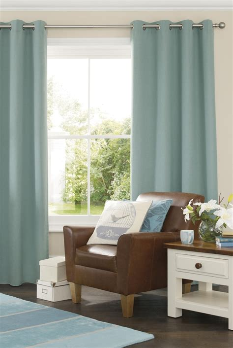 17 best ideas about light blue curtains on