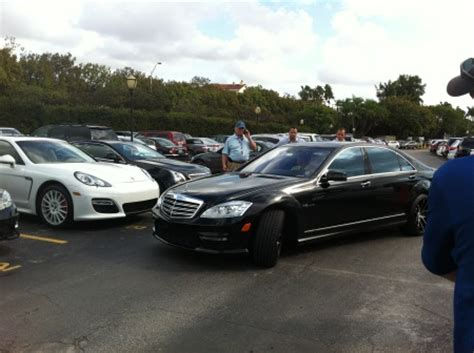 tiger woods loves  horsepower celebrity cars blog