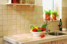 Fliesenspiegel Küche Tapezieren by K 252 Chen Fliesenspiegel Selbst De
