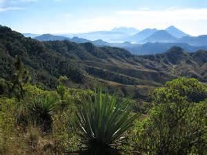 Costa Rica Mountain Ranges
