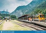 Jiji Line Checheng Railway Station In Nantou, Taiwan ...