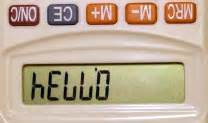 Calculator Spelling  Sentimental As Anything