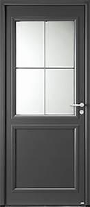 Porte D Entrée Vitrée Aluminium : langeais portes d 39 entr e aluminium bel 39 m ~ Melissatoandfro.com Idées de Décoration