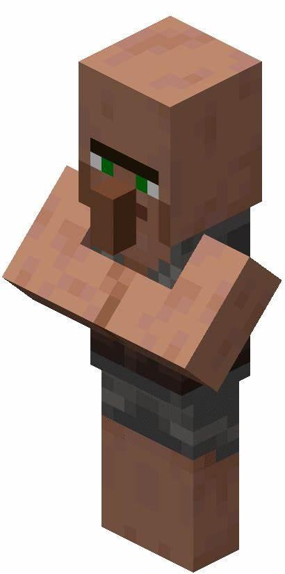 Minecraft Villager Fandom Wiki Blacksmith Dorfbewohner Mob