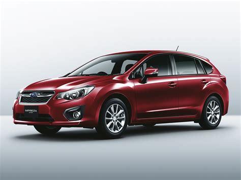 Subaru, subaru boxer, brz, forester, impreza, legacy, outback, sti, tribeca, wrx, xv crosstrek, eyesight and starlink are registered trademarks. SUBARU Impreza 5 doors specs - 2012, 2013, 2014, 2015 ...