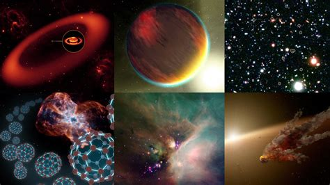 News  15 Of Spitzer's Greatest Discoveries From 15 Years In Space