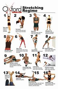 Stretch Before and After the Insanity Workout to Reduce ...