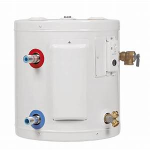 A O  Smith Ejcs20 Electric Water Heater  24 75 U0026quot  X 18 U0026quot   Hxd