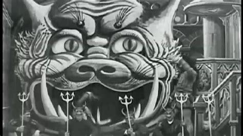 george melies short films le diable au couvent 1899 el diablo en el convento