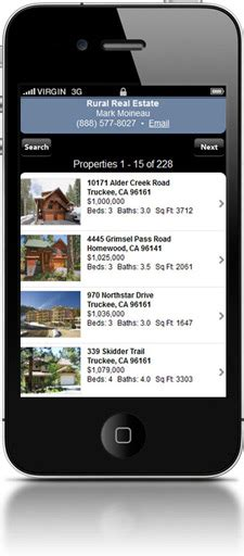 Mobile IDX Search, IDX Mobile Search for Real Estate ...