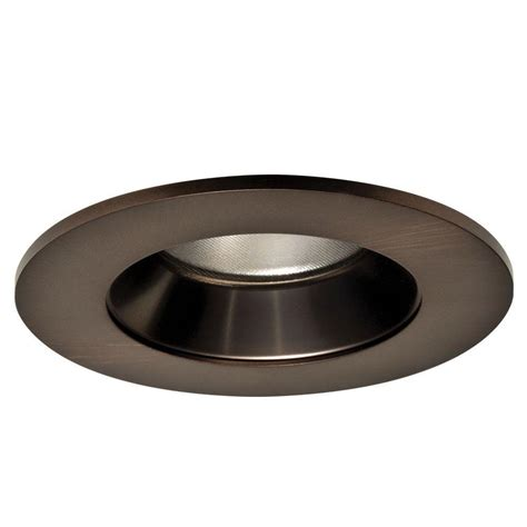 bronze led recessed lighting halo 4 in tuscan bronze specular recessed lighting led